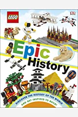 LEGO Epic History: Includes Four Exclusive LEGO Mini Models (Lego Book & Toy) Kindle Edition