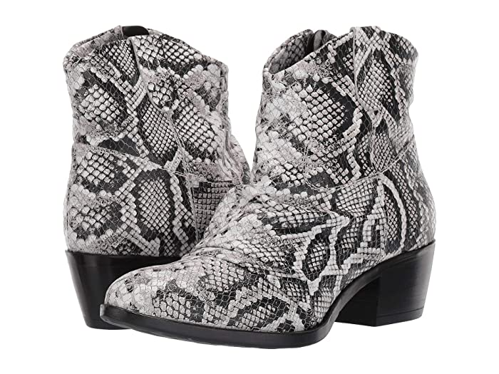 Miz Mooz  Delaney (White Snake) Womens  Boots