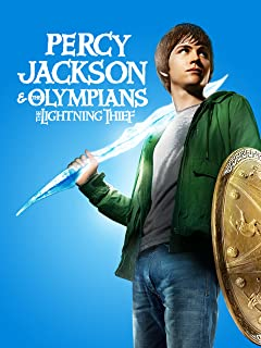 percy jackson the lightning thief movie online