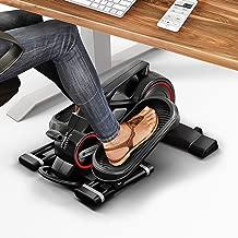Sportstech Máquina de Step con App, Stepper Deskfit DFX100 para Hacer Ejercicio Mientras trabajas en casa o la Oficina. Mejore la Salud y cambie la Rutina Diaria.Apto para Cualquier Escritorio