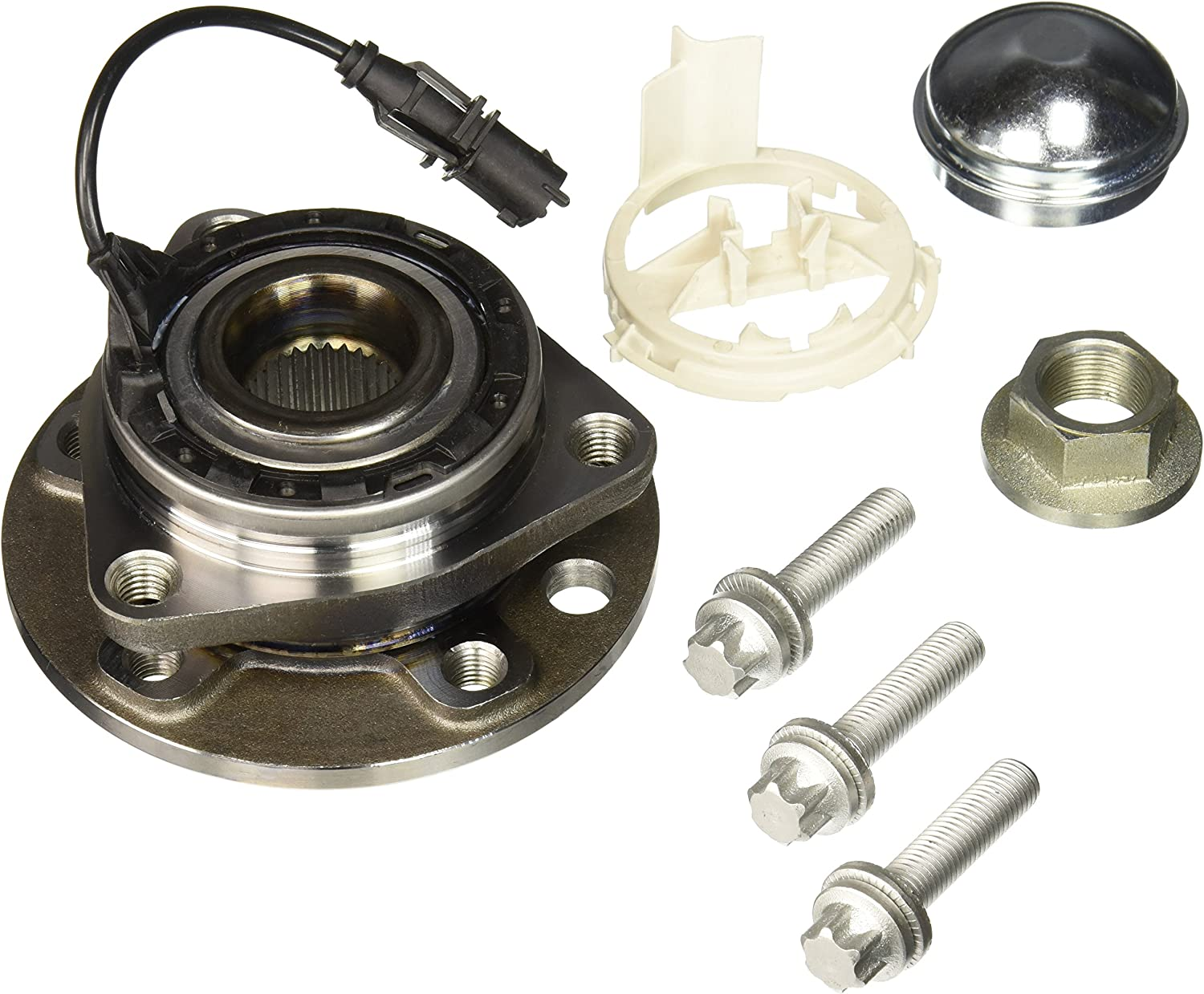 GSP 624191 Wheel Bearing and Hub Front Max 40% OFF Right - Attention brand Assembly Left or