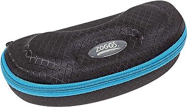 Zoggs Elite Goggle case brillenetui, blauw/grijs, één maat