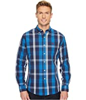 U.S. POLO ASSN. - Long Sleeve Plaid Sport Shirt