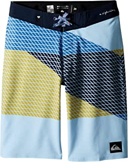 Quiksilver Kids - Highline Slash Boardshorts (Big Kids)