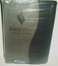 Fire Bible King James Version Red Letter Edition (FireBible)