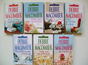 Debbie Macomber (7 Set) First Comes Marriage; White Lace; Wintry Feeling; Christmas Angels