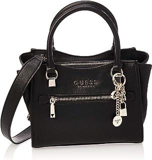 Guess Womens Satchels Bag, Black - VG767005