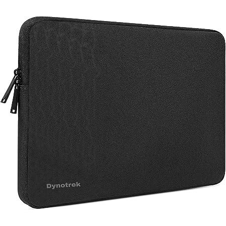 "Dynotrek Fedder 15.6"" inch Laptop chromebook Sleeve Case Cover for Thinkpad MacBook Pouch -Denim (Charcoal Black) (FDR15.6)"