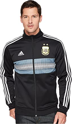 adidas 2018 Argentina 3S Track Top