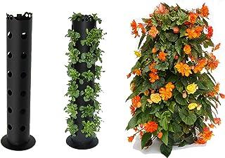 Flower Tower AP-FT002 KZART, Freestanding, 3-feet, Black