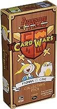 Cryptozoic Entertainment Adventure Time Card Wars Fionna vs Cake Game