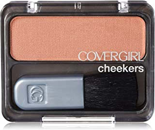 COVERGIRL Cheekers Blendable Powder Blush Iced Cappuccino.12 oz (packaging may vary)