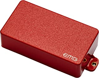 EMG 81 Active Guitar Humbucker Bridge/Neck Pickup, Red