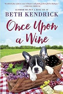 Once Upon a Wine (Black Dog Bay Novel Book 4)