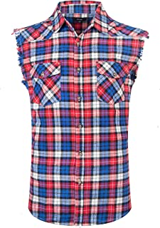 Best off white flannel shirt Reviews