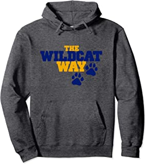 Johnson & Wales University JWU Wildcats Hoodie PPJWU08
