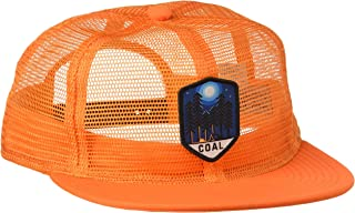 a5df19059cb Coal Mens The Orin Full Mesh Trucker Hat Adjustable Snapback Cap Baseball  Cap
