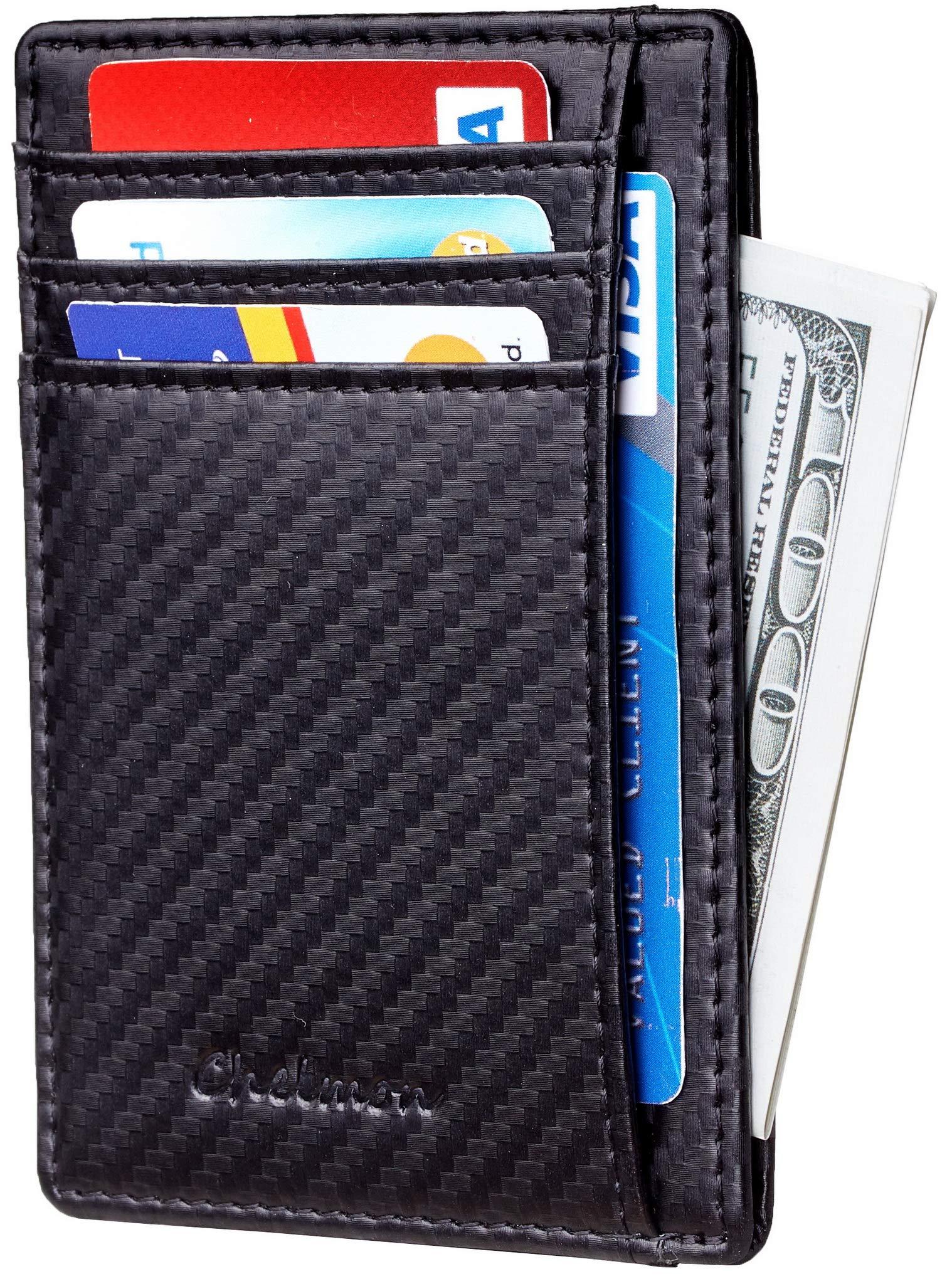 SimpacX Wallet Pocket Minimalist Secure