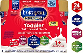 Enfagrow NeuroPro Omega 3 DHA Prebiotics Non-GMO (Former Toddler Next Step) Toddler..