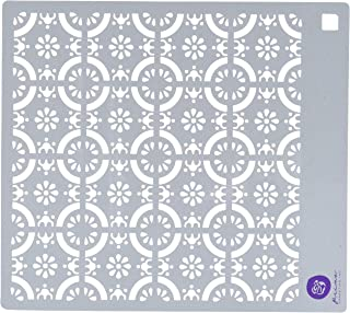 Prima Marketing Prima Designer Stencil Azulejos de 15,2x 15,2cm, acrílico