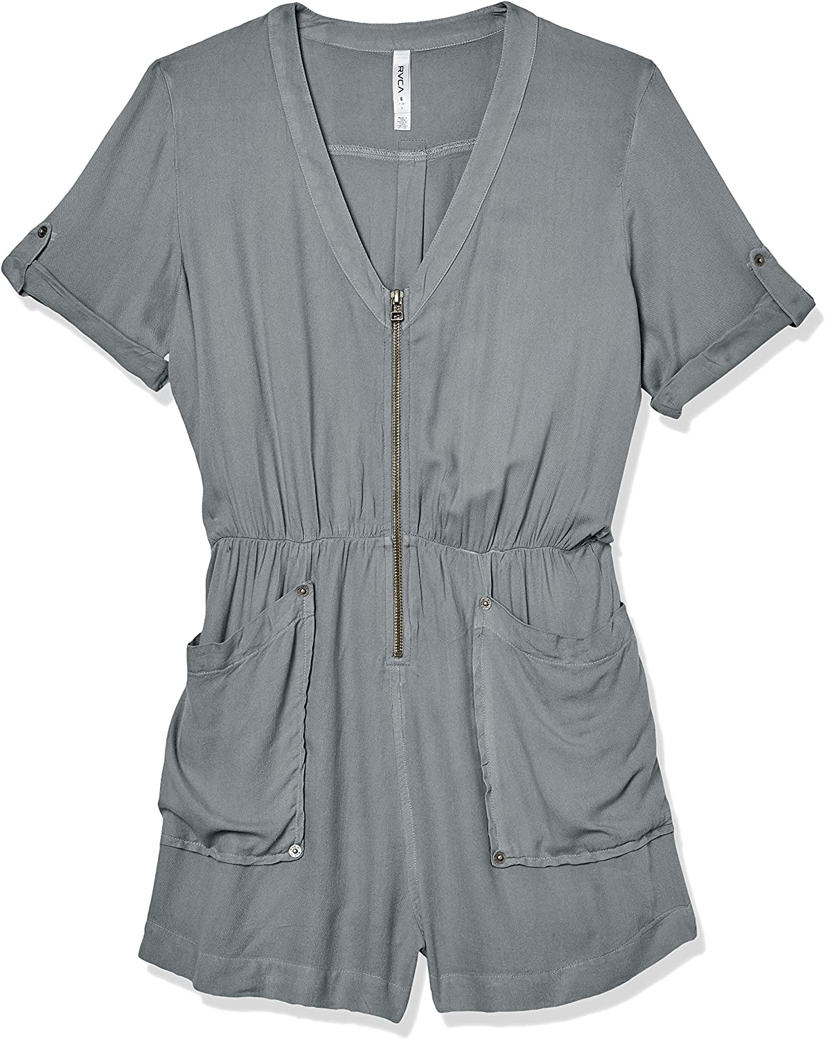 RVCA Women's Recommendation Drove Woven Romper New popularity Out