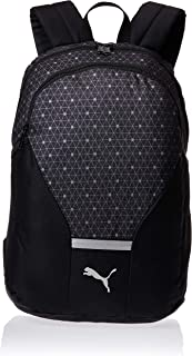 PUMA Unisex-Adult Backpack, Black - 075495