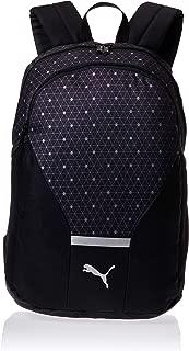 PUMA Unisex-Adult Backpack, Black - 075495