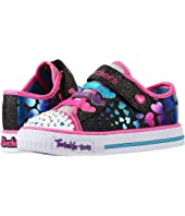 SKECHERS KIDS - Twinkle Toes - Shuffles 10719N Lights (Toddler/Little Kid)