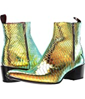 Jeffery-West - Sylvian Double Zip Boot