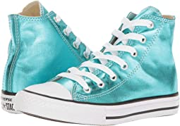 Converse Kids Chuck Taylor All Star Hi Metallic (Little Kid)