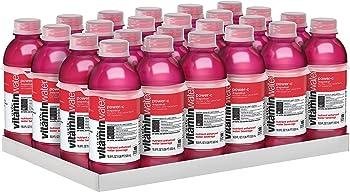 24 Pack Vitaminwater Power C Electrolyte Enhanced Water 16.9 fl oz