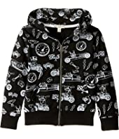 Appaman Kids - Downtown Hoodie - Ready, Set, Go! (Toddler/Little Kids/Big Kids)