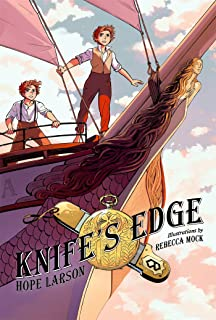 Knife's Edge: Four Points Book 2: A Graphic Novel