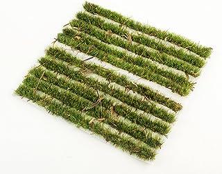 WWS 6 mm skogsgräsremsor x 10 modell järnväg diorama landskap och terräng