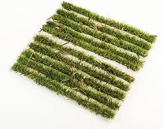 WWS 10 Tiras de Hierba estática de 6mm Suelo Forestal - Modelismo Ferroviario, Dioramas, Escenografías