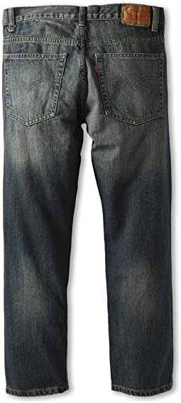 Levi's® Kids - 505™ Regular Fit Jean - Husky (Big Kids)