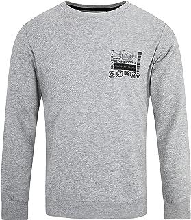 Brave Soul Mens Jumper Crew Neck Sweatshirt