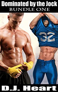 Dominated by the Jock - Bundle One