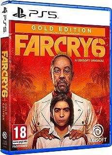 Far Cry 6, Gold Edition - PlayStation 5