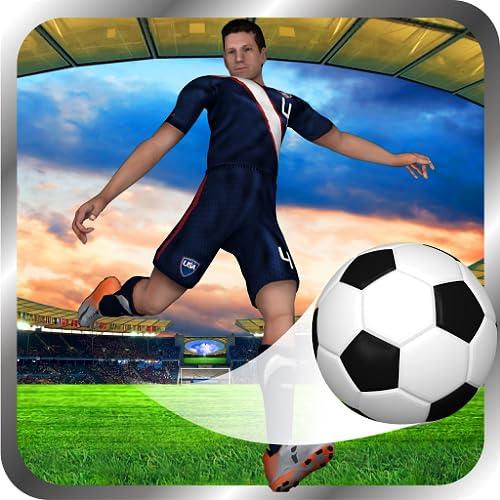 Fútbol Flick Shoot