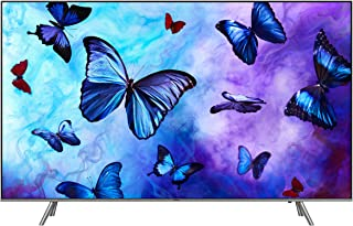 Samsung 55 Inch QLED 4K Smart TV - Black, 55Q6FNA - 2018