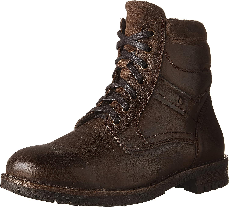 Steve Madden Men's VIKTORRF Combat Boots