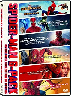 The Amazing Spider-Man 2 / Amazing Spider-Man / Spider-Man (2002) / Spider-Man 2 (2004) / Spider-Man 3 (2007) / Spider-Ma...