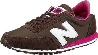 New Balance - Sneaker Unisex - Adulto, Marrone (Braun (Brown/Purple/Whitepw))