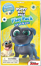 Bendon 42303 Puppy Dog Pals 24-Page Coloring Play Pack