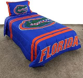 College Covers Florida Gators Comforter Set, Queen Team Color