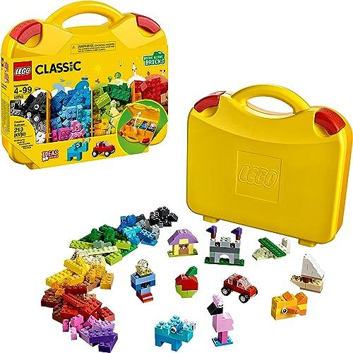 LEGO Bricks para Construir: Maletín Creativo Classic (10713)