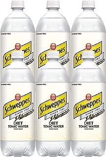 Schweppes Tonic Diet Water, 33.8 Fl Oz 6 Ct