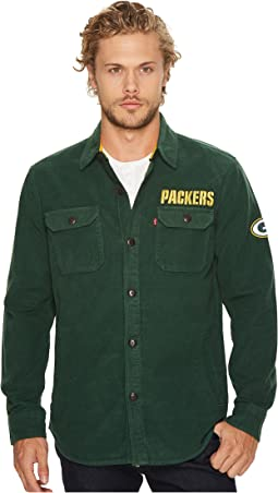 Levi's® Mens - Packers NFL Overshirt