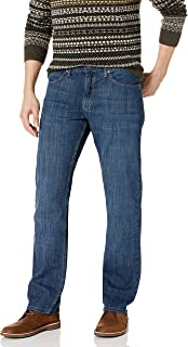 Men's Regular Fit Straight Leg Jean
